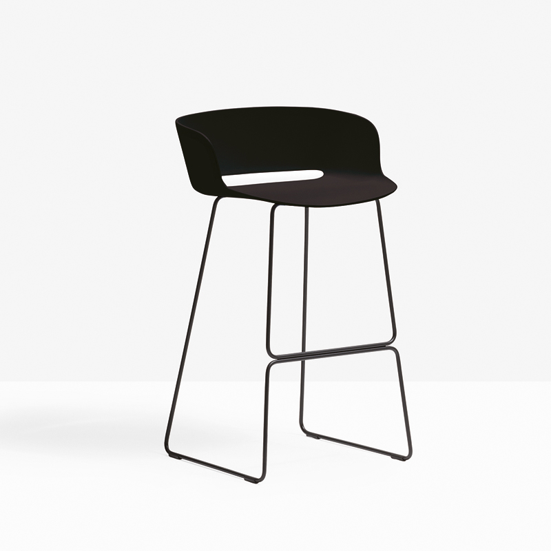 Peachy Pedrali Babila Bar Stool With Backrest Business Interiors Ncnpc Chair Design For Home Ncnpcorg