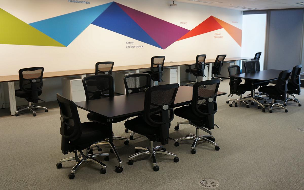Wood Group PSN | Business Interiors
