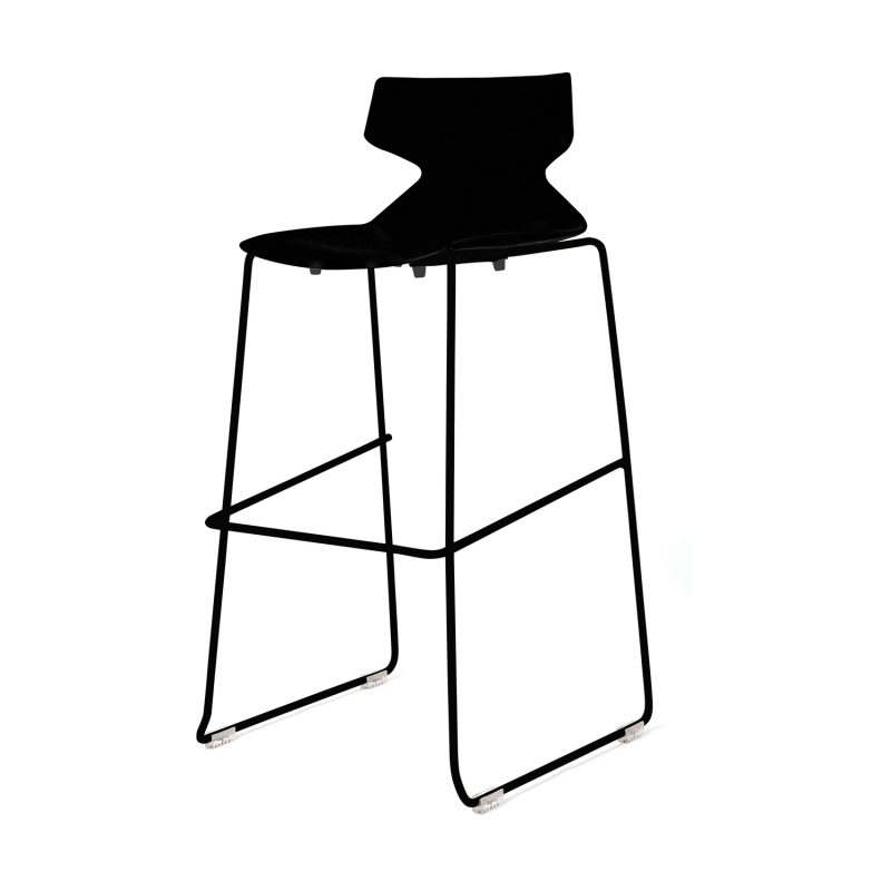 Fly Sled Bar Stool