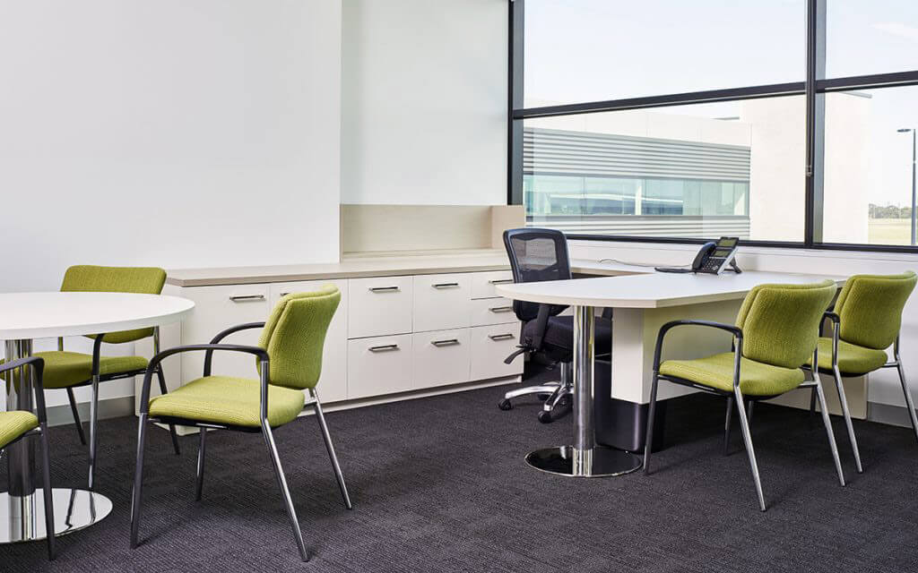 Toll Melbourne Business Interiors