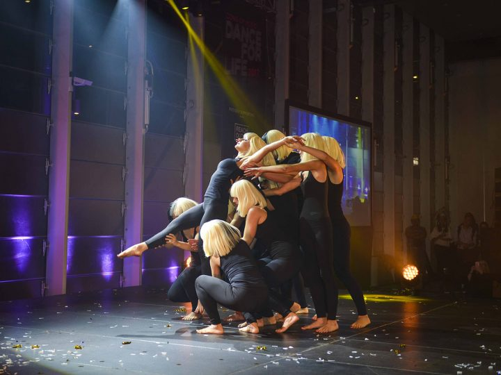 Dance for Life 2017 – Icons of Music – it's a wrap