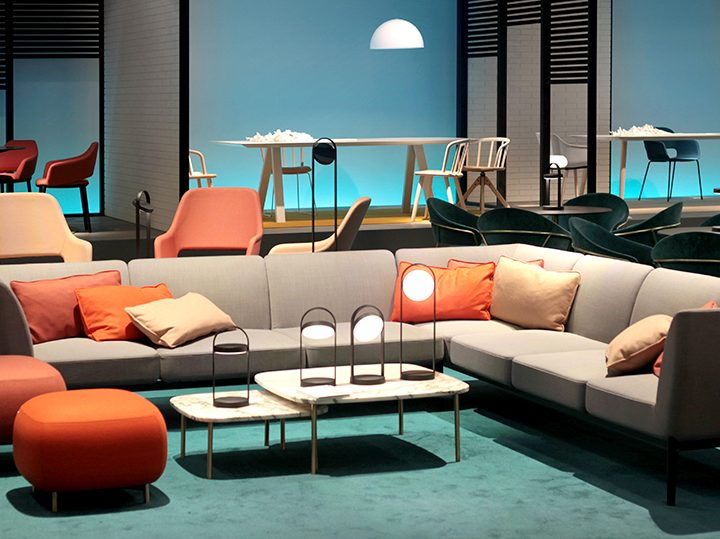 Visit our Brands at iSaloni Milan 2018