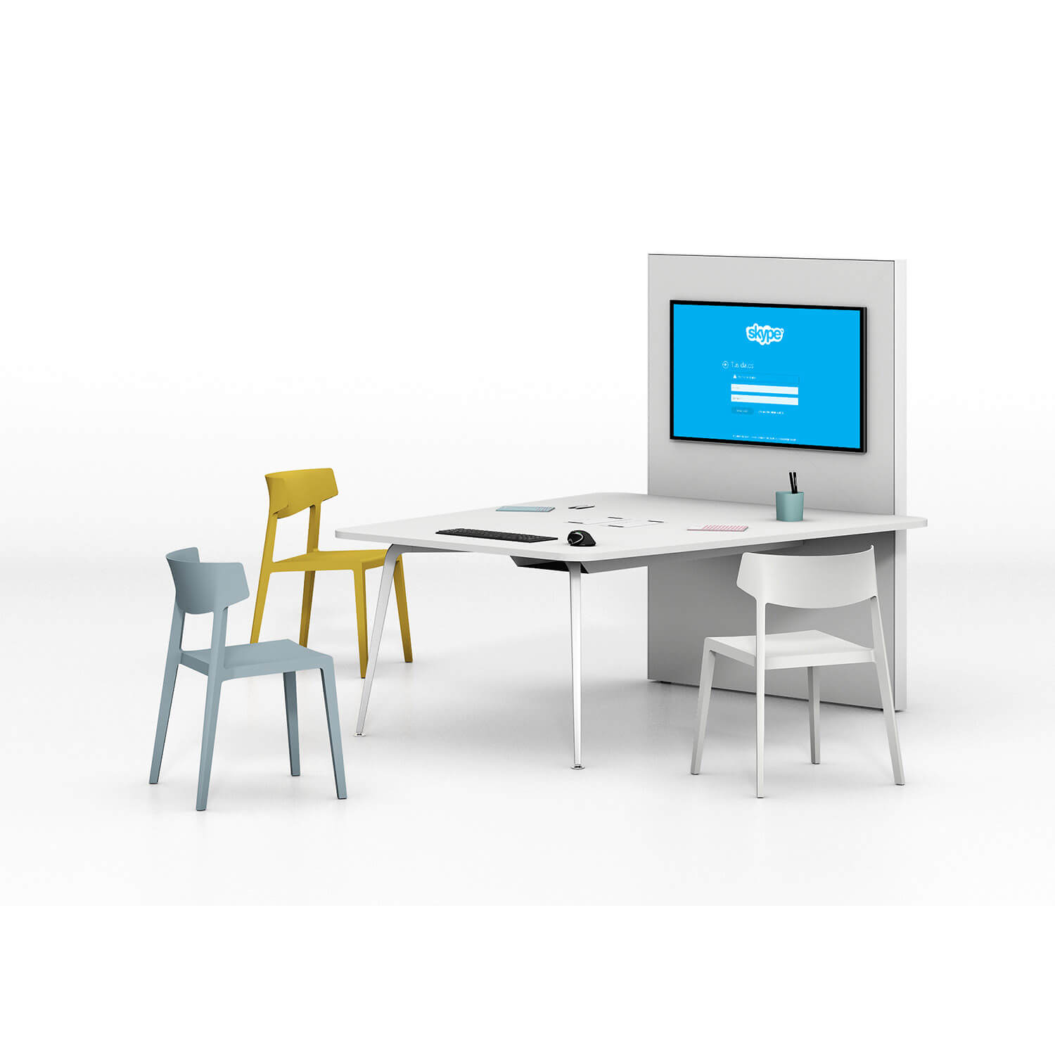 Twist Conference Table