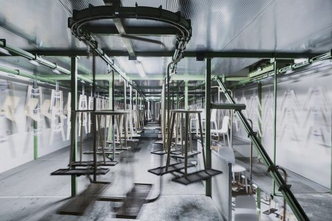 Pedrali-manufacturing